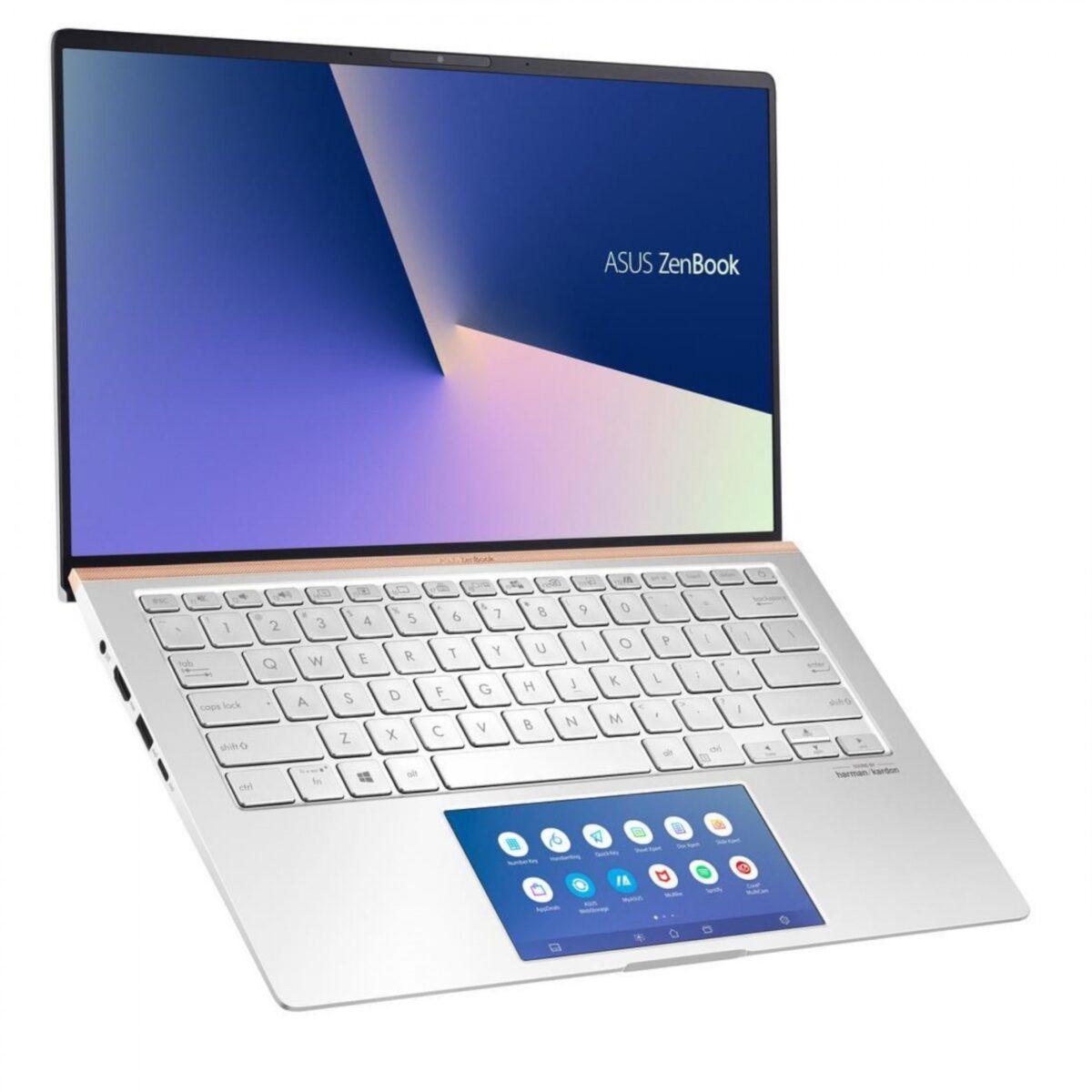 لپ تاپ 14 اینچی ASUS ZenBook 14 UX434FAC