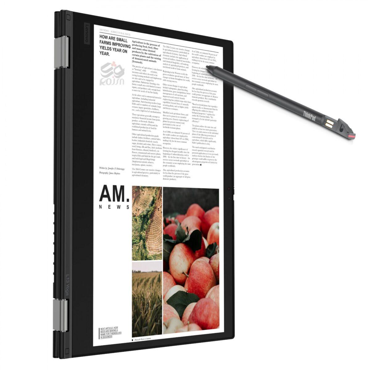 لپ تاپ 13 اینچی Lenovo ThinkPad L13 Yoga 13 I7