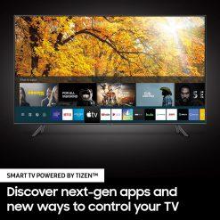 تلویزیون سامسونگ ۶۵″ Class TU7000 Crystal UHD 4K Smart TV