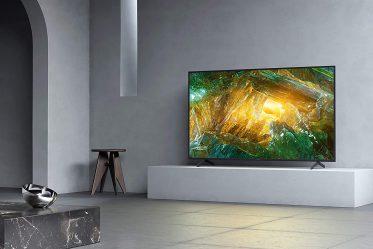 تلوزیون سونی X8000H مدل ۸۵ اینچ