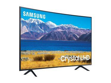 تلویزیون سامسونگ۵۵ اینچ منحنی مدل ۵۵TU8300