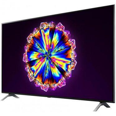 تلویزیون نانوسل ۴K ال جی مدل NANO90 سایز ۵۵ اینچ