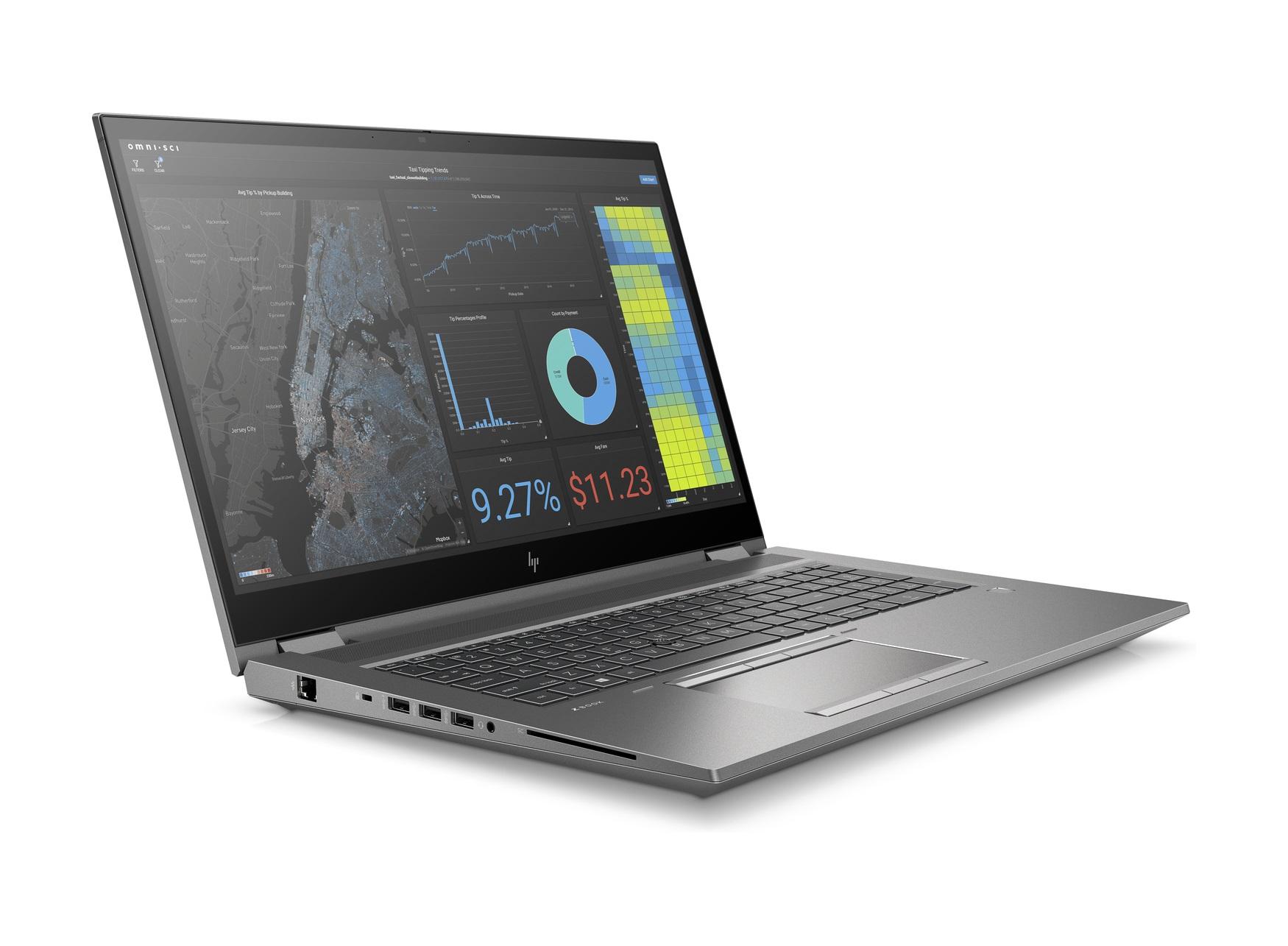 HP ZBook Fury 17 G7 IDOKALA.COM